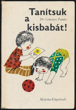 Tanítsuk a kisbabát! obálka knihy