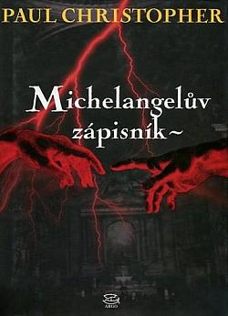 Michelangelův zápisník obálka knihy