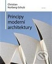 Principy moderní architektury obálka knihy