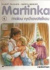 Martinka malou vychovatelkou obálka knihy