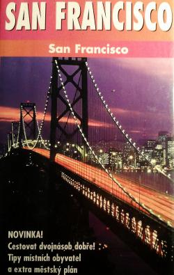 San Francisco obálka knihy