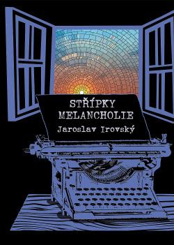 Střípky melancholie obálka knihy