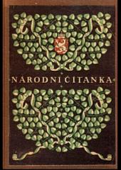 Národní čítanka obálka knihy