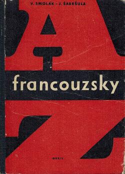Francouzsky od A do Z obálka knihy