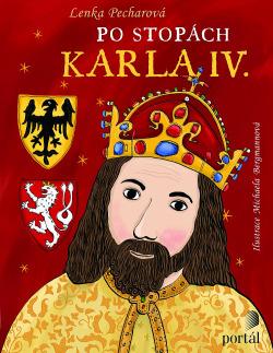 Po stopách Karla IV. obálka knihy