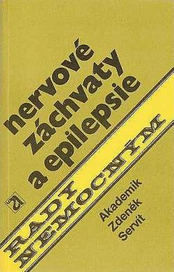 Nervové záchvaty a epilepsie obálka knihy