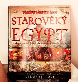 Příběhy strarých časů - Starověký egypt obálka knihy