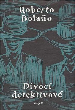 Divocí detektivové obálka knihy