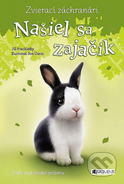 Našiel sa zajačik obálka knihy