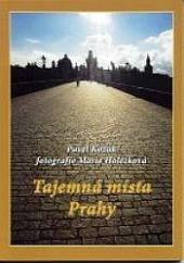 Tajemná místa Prahy obálka knihy