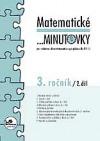 Matematické ...minutovky 3. ročník / 2. díl