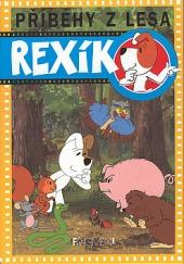 Rexík, příběhy z lesa obálka knihy