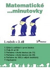 Matematické ...minutovky 1. ročník / 3. díl obálka knihy