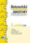 Matematické ...minutovky 5. ročník / 1. díl