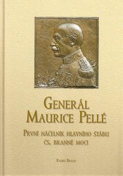 Generál Maurice Pellé obálka knihy