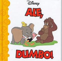 Ale, Dumbo! obálka knihy