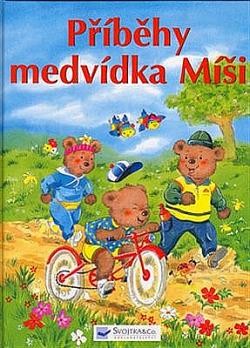 Příběhy medvídka Míši obálka knihy