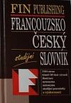 Francouzsko-český studijní slovník