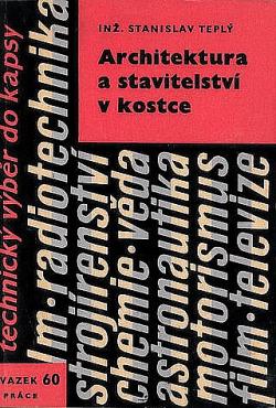 Architektura a stavitelství v kostce obálka knihy