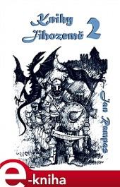 Knihy Jihozemě 2 obálka knihy