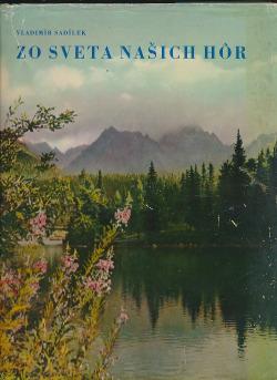 Zo sveta našich hôr obálka knihy