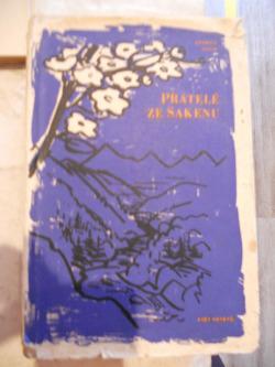 Přátelé ze Sakenu obálka knihy
