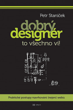 Dobrý designér to všechno ví! obálka knihy