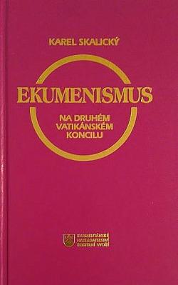 Ekumenismus na druhém vatikánském koncilu obálka knihy