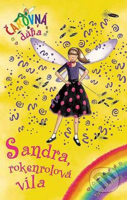 Sandra, rokenrolová víla obálka knihy