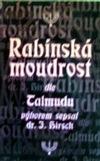 Rabínská moudrost dle talmudu