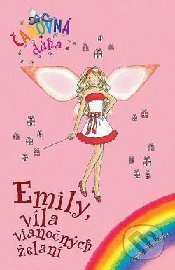 Emily, víla vianočných želaní obálka knihy