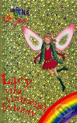 Lucy, víla vianočnej hviezdy obálka knihy