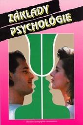 Základy psychológie obálka knihy