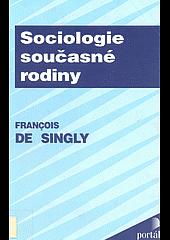 Sociologie současné rodiny obálka knihy