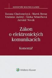 Zákon o elektronických komunikacích obálka knihy