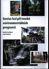 Genius loci při tvorbě environmentálních programů obálka knihy