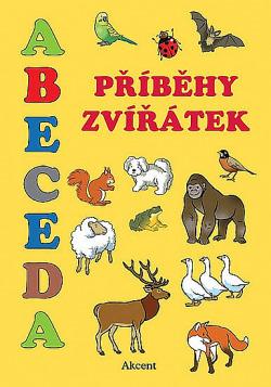 Abeceda - Příběhy zvířátek obálka knihy