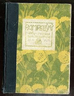 Pampelišky obálka knihy
