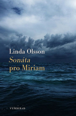 Sonáta pro Miriam obálka knihy