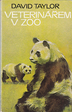 Veterinářem v ZOO obálka knihy