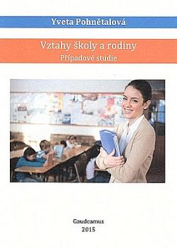 Vztahy školy a rodiny obálka knihy