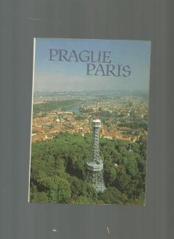 Prague - Paris obálka knihy