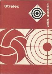 Střelec obálka knihy