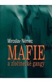 Mafie a zločinecké gangy obálka knihy