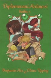 Diplomovaní hrdinové - Kniha 1. obálka knihy