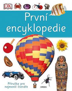 První encyklopedie obálka knihy