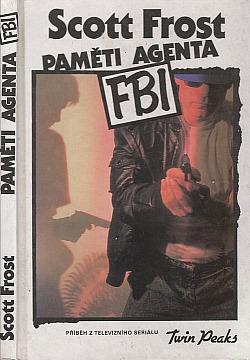 Paměti agenta FBI obálka knihy