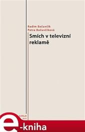 Smích v televizní reklamě obálka knihy
