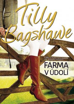 Farma v údolí obálka knihy