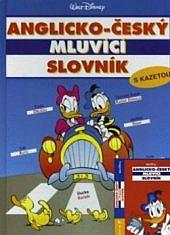 Anglicko - český mluvící slovník s kazetou obálka knihy